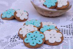 Broderie Anglaise Cookies: #Galletas de encaje inglés. Receta de @Bea Roque (El Rincón de Bea).