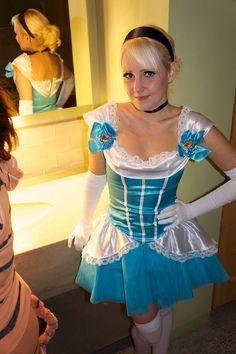 Sexy Cinderella cosplay Princess Running Costume, Running Costumes, Under Dress, Dress Up, Cinderella Cosplay, The Pretenders, Geek Girls, Get Up, Sexy