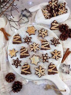 Tarte de maçã (saudável) Bagels, Cookies, Vegan, Desserts, Algarve, Food, Healthy Cookies, Healthy Christmas Cookies, Gluten Free Pumpkin