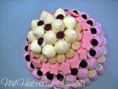 Tartas chuches, cumpleaños, boda, comunion, regalos