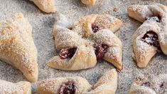 Xmas Food, Savory Snacks, Doughnut, Healthy Recipes, Healthy Food, Appetizers, Cookies, Cake, Desserts