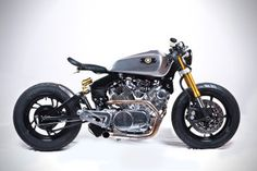 No this isn't a bike built by the Virginia based customizers at Classified Moto....