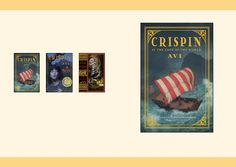 Crispin: At the Edge of the World by Avi discussion guide