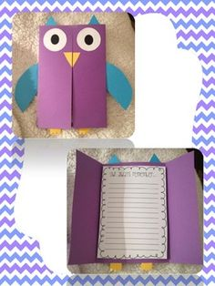 Owl Always Remember.... Owl end of the year writing craftivity!