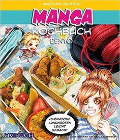 Manga Kochbuch Bento: Japanische Lunchboxen leicht gemacht! avBuch im Cadmos Verlag: Amazon.de: Angelina Paustian: Bücher
