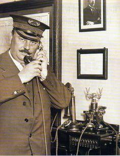 El jefe de la estación de Retiro (1933)