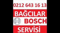 Bağcılar Bosch Servisi - 0212 643 16 13