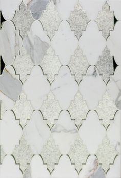 Odeza Palisade Marble and Mirror Tile