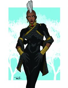Storm Redesign by Thomas Branch