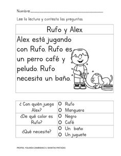 Spanish For Kids Pictures Spanish Learning Tips Website English Teaching Materials, Spanish Teaching Resources, Spanish Activities, Spanish Language Learning, Language Activities, Learning Activities, Learn Spanish Free, Learn To Speak Spanish, Spanish Worksheets