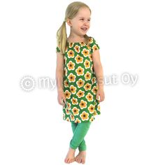 Singoalla dress - Children's clothing -  Myllymuksut