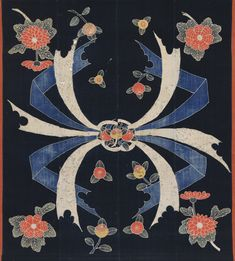 Japanese textile.