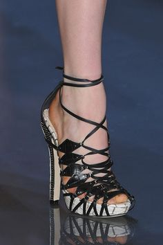 Dior Sandals Spring 2009 Ready to Wear - hayyyyyyy   #shoes