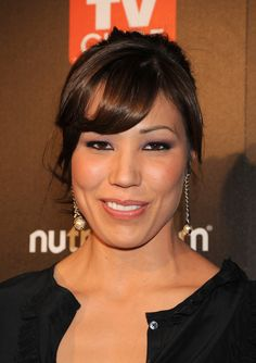 Michaela Conlin and her smile .!!
