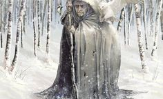 Origin of the Fae - The Cailleach - Wattpad Faeries, Witchcraft, Pagan, Old Things, Fantasy, The Originals, Pictures, Witches, Horror