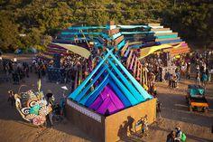 Lightning in a Bottle Festival - Memorial Day 2014 Bradley, CA