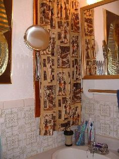 56 Best Egyptian Inspired Decor Images In 2019 Bathroom Egyptian