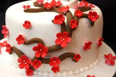 1st wedding anniversary cake designs - Google Search
