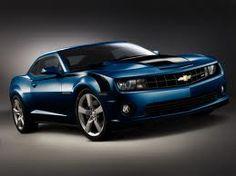 Metallic blue Camaro :)