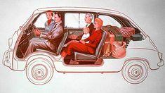 Fiat Multipla 600  http://www.autorevue.at/classic-cars/fiat-multipla-600.html