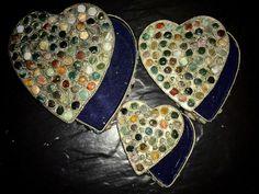 Ir a #SanAlejo y encontrar en las antigüedades estos cofres  para mis #Cristales y #Gemas #NoTienePrecio