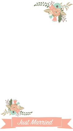 Free wedding geofilter for Snapchat. Feel free to use this png file for your own special day!