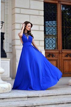 Sea Of Blue My Silk Fairytale Cute Summer Dresses 8d5d273cf