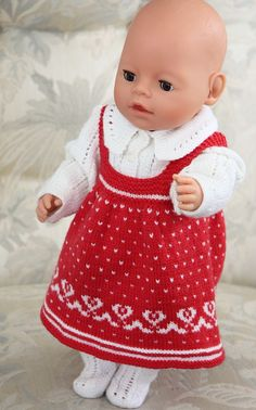 0020-doll-knitting-patterns-baby-born-beautiful-clothes-image.jpg 580×931 pixels