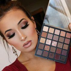 31 Makeup Looks You Can do with Bronze Pallet – - Prom Makeup Looks Morphe Eyeshadow, Makeup Morphe, Eyeshadow Base, Contour Makeup, Skin Makeup, Beauty Makeup, Beauty Tips, Eyeshadows, Make Up
