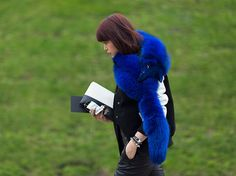 Street Style: PFW Fall 2013 Feb 28 & Mar 1: Fashion: Wmagazine.com