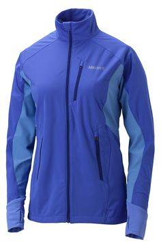 The Women's Fusion balances lightweight comfort with trustworthy weather protection. The weather-adaptive hybrid construction makes it windproof and water resistant while remaining breathable and able to manage internal moisture. Durable stretch nylon in the back and side panels allows ample mobility; reflective to make you more visible in low light.