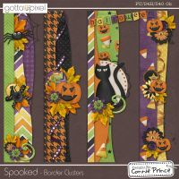 Halloween border - Connie Prince :: Designers :: Gotta Pixel Digital Scrapbook Store