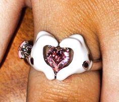 Mickey Gloves ring
