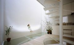 GENIUS!!!!! House SH by Hiroshi Nakamura&NAP Co.,Ltd.