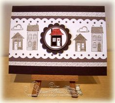 Good Neighbours - April Mainly Flowers SU by Stamp&Cut.In.Style - Cards and Paper Crafts at Splitcoaststampers