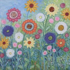 Bright and Beautiful by Josephine Grundy