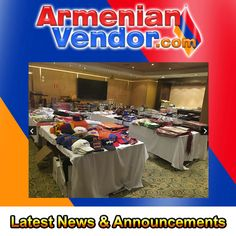 A lot is happening at ArmenianVendor.com. We are getting new Armenian products that make great gifts. So view our latest ArmenianVendor.com Announcements to find out our latest news.