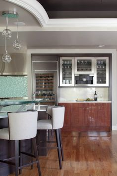 Imposing Partition Kitchen Dining design residencia conseil brasil modern brazilian residence paying tribute to architect van der rohe glass partitions Find This Pin And More On Dream Kitchens