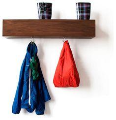 Arthur Coat Rack   Modern   Wall Hooks   By Wintercheckfactory.com