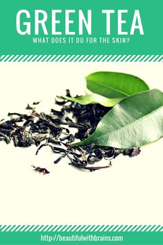 Green tea is a powerful antioxidant that's also said to moisturize skin, protect it from UV rays, and soothe sun damage. But, can it really do all these things even when applied topically to the skin? Click through to find out.
