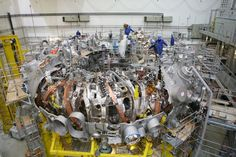 advanced W 7-X stellarator at Greifswald in Germany, will deliver very interesting results towards fusion power