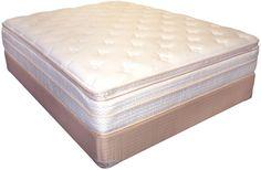 King Koil Hathaway Euro Pillow Top