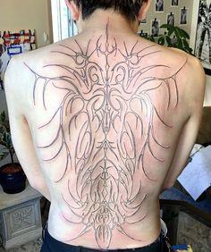 Dope Tattoos, Dream Tattoos, Back Tattoos, Future Tattoos, Body Art Tattoos, Aesthetic Tattoo, Aesthetic Grunge, Piercing Tattoo, Piercings