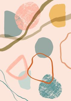 Do It Yourself Discover Ideas Cute Patterns Wallpaper, Pastel Wallpaper, Marimekko Wallpaper, Surface Pattern Design, Pattern Art, Abstract Backgrounds, Wallpaper Backgrounds, Vintage Backgrounds, Chef D Oeuvre