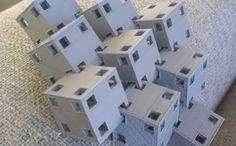 Cube printed Flexi Cube Fun #3dPrinteresting #3dPrinting
