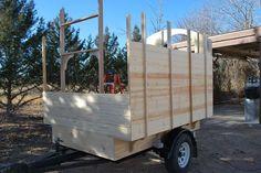 Building a Gypsy Wagon - All