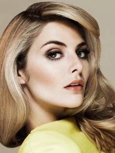 Tamsin Egerton for the Cover of You Magazine Shot by Rachell Smith Makeup by me using Dior