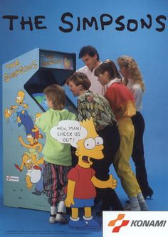 My Diary: The Simpsons Arcade
