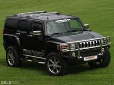 2005 GeigerCars Hummer H3