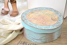 Romantikus ajándékdoboz // Romantic gift box